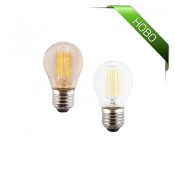 LED ЛАМПА FILAMENT E27 G45 6W