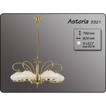 Висящо осветително тяло полилеи серия - Astoria