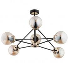 Осветително тяло за таван серия Sagito Brass 6 x E14