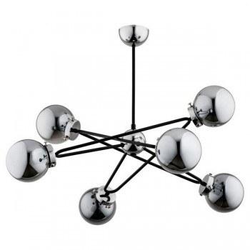 Осветително тяло за таван серия - Sagito Chrome 6 x E14
