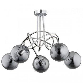 Осветително тяло за таван серия - Tango Glass х5