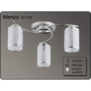 Осветително тяло за таван полилеи серия - Marica