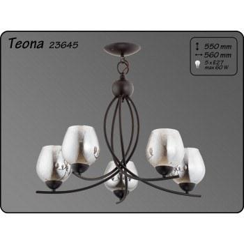 Висящо осветително тяло пендел серия - Teona х5  -  23645
