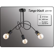 Осветително тяло за таван серия - Tango Black