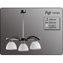 Висящо осветително тяло полилеи серия - Fuji 3 15743