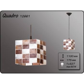 Висящо осветително тяло  серия - Quadro