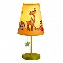 Детска настолна лампа Africa 1xE14