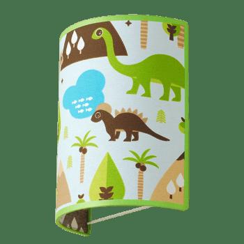 Осветително тяло за детска стая аплик Dinos1xE27