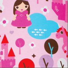 Детска настолна лампа серия - Princess ᴓ 130, 1xE27
