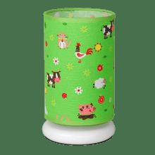Детска настолна лампа серия - Farm ᴓ 130, 1xE27