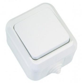 Makel Бял Ключ сх.7 кръстат IP44