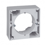 SEDNA Единична конзола за открит монтаж SDN6100121 - БЯЛ