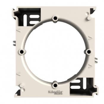 SEDNA Единична конзола за открит монтаж SDN6100123 - КРЕМ