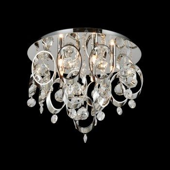 Осветително тяло за таван серия - Targa Silver, Артикул 64385