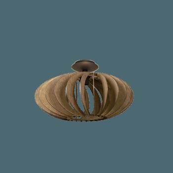 Осветително тяло за таван плафон серия - Meridian Walnut 252612