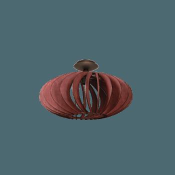 Осветително тяло за таван плафон серия - Meridian Mahogany 252622