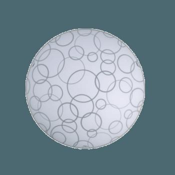 Осветително тяло за таван плафон серия - Air ф400