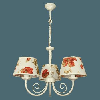 Висящо осветително тяло полилеи серия - Amalfi 3xE27