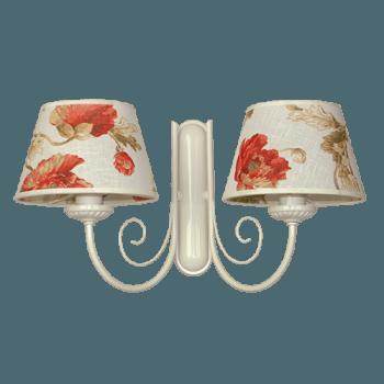 Осветително тяло за стена аплик серия - Amalfi 2x40W