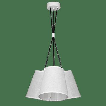 Осветително тяло за таван серия - Arno 3хЕ27 Бяло