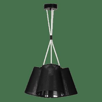 Осветително тяло за таван серия - Arno 3хЕ27 Черно