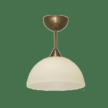 Осветително тяло за таван полилеи серия - Мini 1xE27, Старо злато