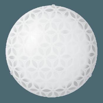 Осветително тяло за таван плафон серия - Decor Бяло мат