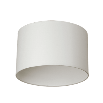 Висящо осветително тяло серия - Defans 1x60W ᴓ 400 Бяло