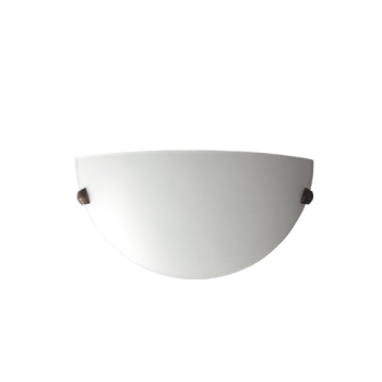 Осветително тяло за стена аплик серия - Duna Бяло