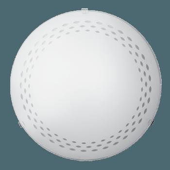 Осветително тяло за таван плафон серия - Ellipse Бяло мат
