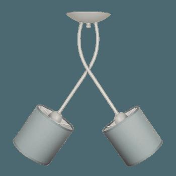 Осветително тяло за таван серия - Grace cotton х2