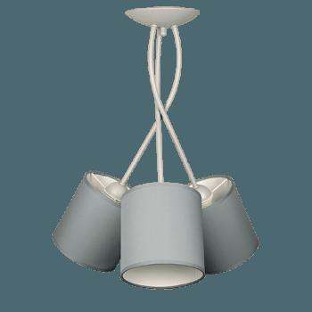 Осветително тяло за таван серия - Grace cotton х3
