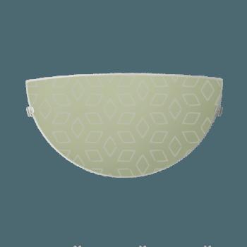 Осветително тяло за стена аплик серия - Iris Крем