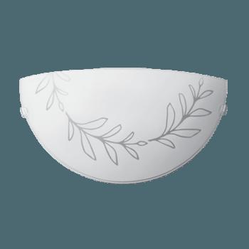 Осветително тяло за стена аплик серия - Kalia Бяло мат