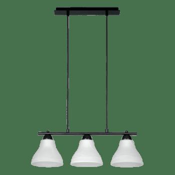 Осветително тяло за таван серия - Trio 3xE27