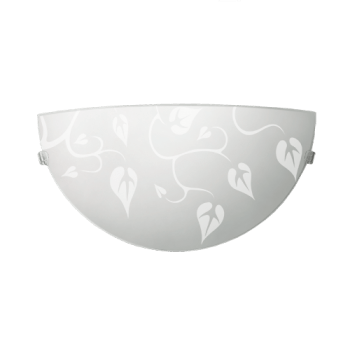 Осветително тяло за стена аплик серия - Liana White