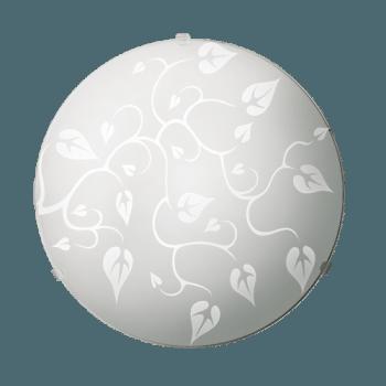 Осветително тяло за таван плафон серия - Liana ф300 White