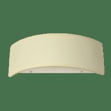 Осветително тяло за стена аплик малък, серия - Metropol, абажур Cream