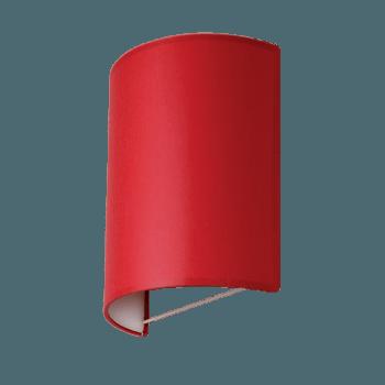 Осветително тяло за стена аплик серия - Metropol, Bordo