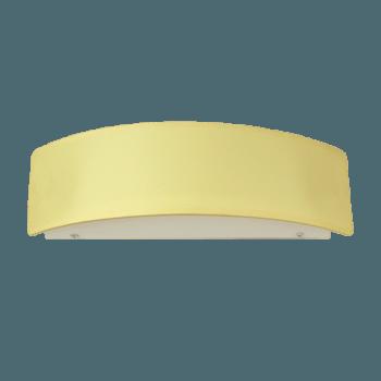 Осветително тяло за стена аплик голям, серия - Metropol, Lemon