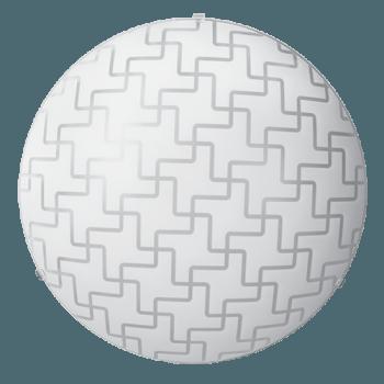 Осветително тяло за таван плафон серия - Motiv ф400 Бяло мат