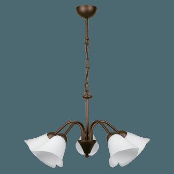 Висящо осветително тяло полилеи серия - Ravelo 5xE27