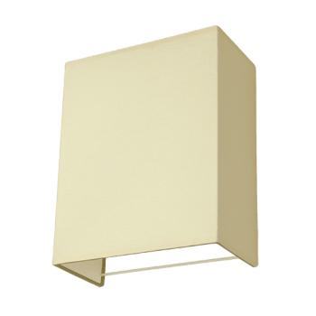 Осветително тяло за стена аплик серия - Rits, Крем