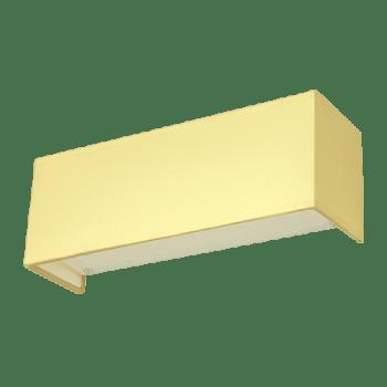 Осветително тяло за стена аплик серия - Rits хоризонтален, Лимон