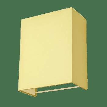 Осветително тяло за стена аплик серия - Rits, Лимон