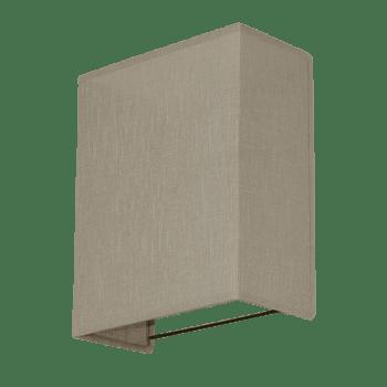 Осветително тяло за стена аплик серия - Rits, Пепел