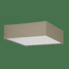 Осветително тяло за таван плафон серия - Rits, Пепел