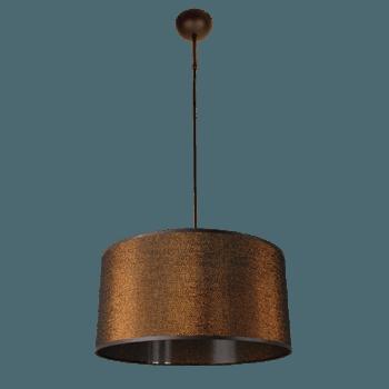 Висящо осветително тяло пендел серия - Raviera copper