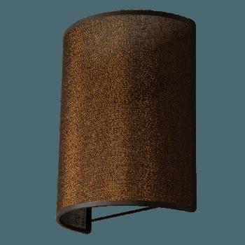 Осветително тяло за стена аплик серия - Raviera copper