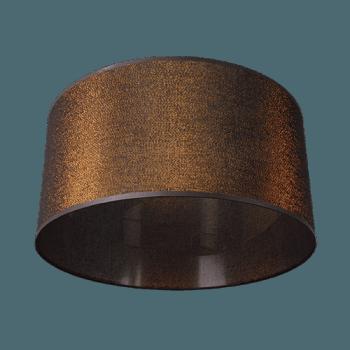 Осветително тяло за таван плафон серия - Raviera copper